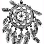 Dream Catcher Coloring Pages For Adults Elegant Image 134 Best Images About Dreamcatcher Coloring Pages For