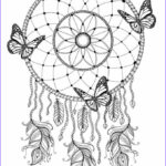Dream Catcher Coloring Pages For Adults Inspirational Photos 1000 Images About My Coloring Pages On Pinterest