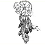 Dream Catcher Coloring Pages for Adults Luxury Stock Best Mandala Coloring Pages for Adult
