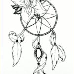 Dream Catcher Coloring Pages For Adults New Stock 37 Best Images About Filtro Sonhos On Pinterest