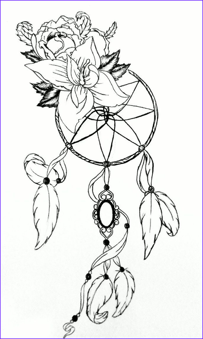 Dreamcatcher Coloring Page Best Of Gallery 37 Best Images About Filtro sonhos On Pinterest
