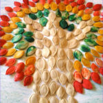Dried Food Coloring Beautiful Image All You Need is Dried Pumpkin Seeds Food Coloring and