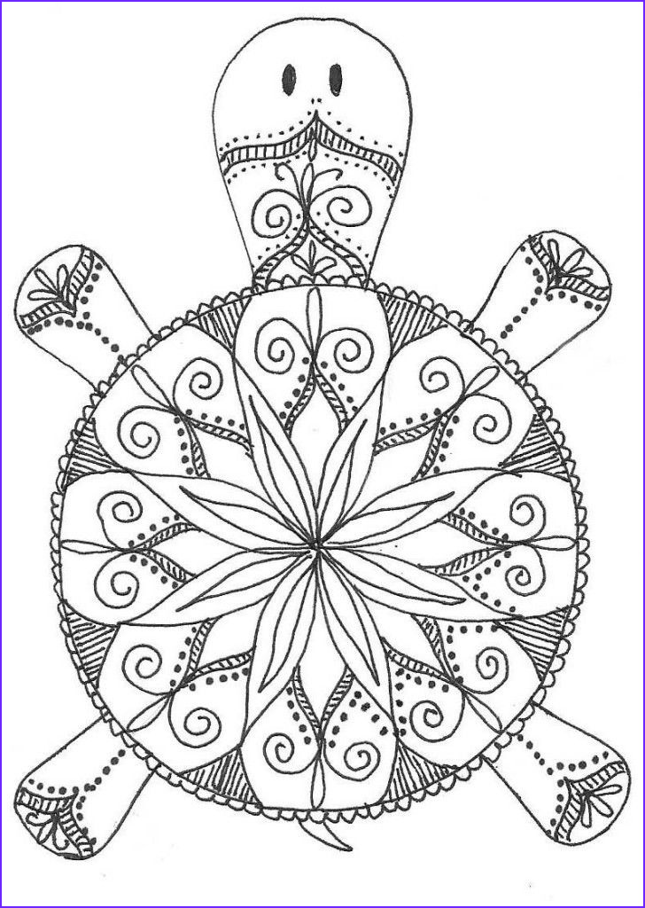 Easy Adult Coloring Books Inspirational Photos Mandala Coloring Pages for Adult