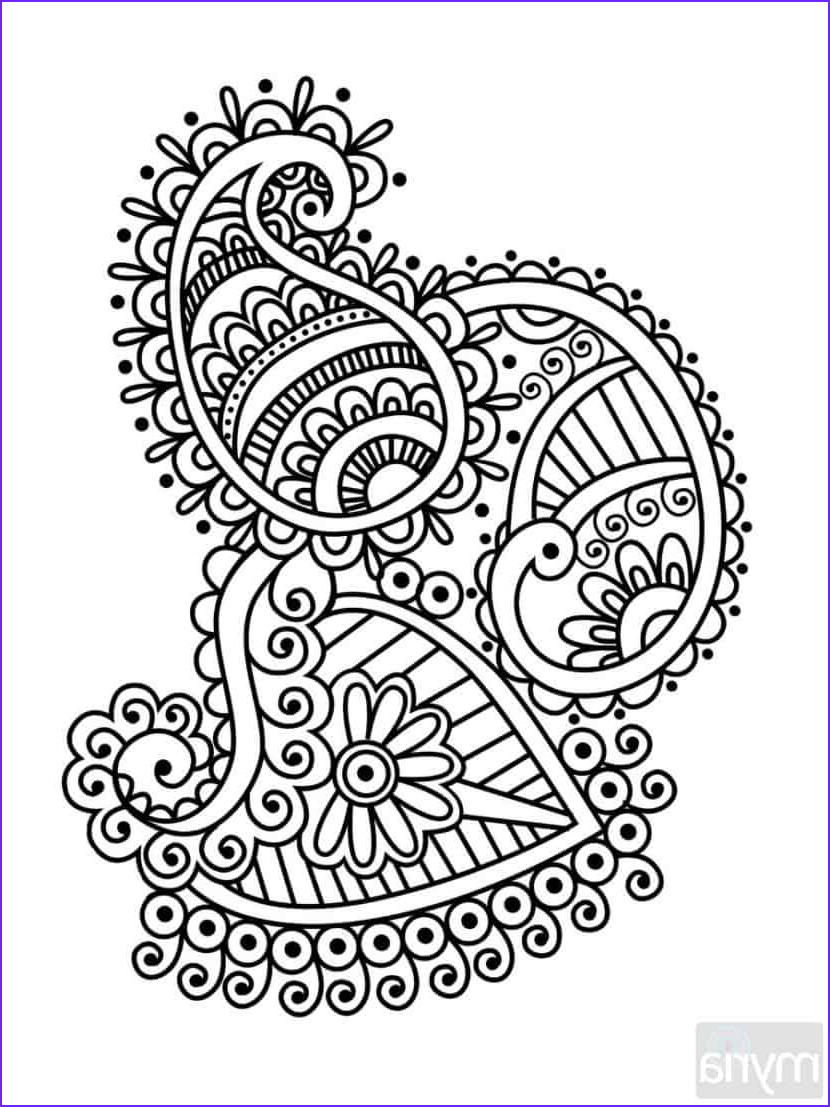 Easy Adult Coloring Books Luxury Stock Print Adult Coloring Book 1 Big Beautiful