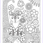 Easy Adult Coloring Pages Beautiful Collection 2165 Best Images About Animal Coloring On Pinterest