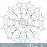 Easy Adult Coloring Pages Beautiful Images Printable Circular Mandala Easy Coloring Pages For Adults Big
