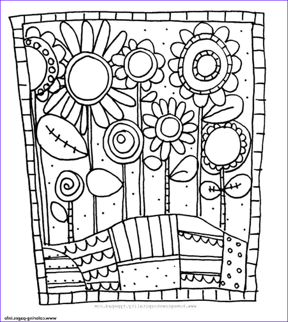 Easy Adult Coloring Pages Elegant Gallery [coloring Pages] Print Adult Simple Flowers Coloring