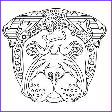 Easy Adult Coloring Pages Inspirational Photos Dogs Coloring Book for Adults and Dog Lovers Best Hand