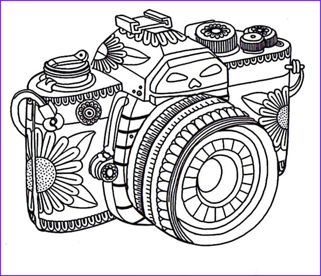 Easy Adult Coloring Pages Inspirational Photos Free Printable Coloring Pages for Adults 12 More Designs