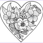 Easy Adult Coloring Pages Unique Stock All My Love Adult Coloring Page
