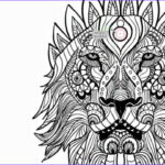 Easy Coloring Book For Adults Luxury Images Free Printable Zentangle Coloring Pages For Adults