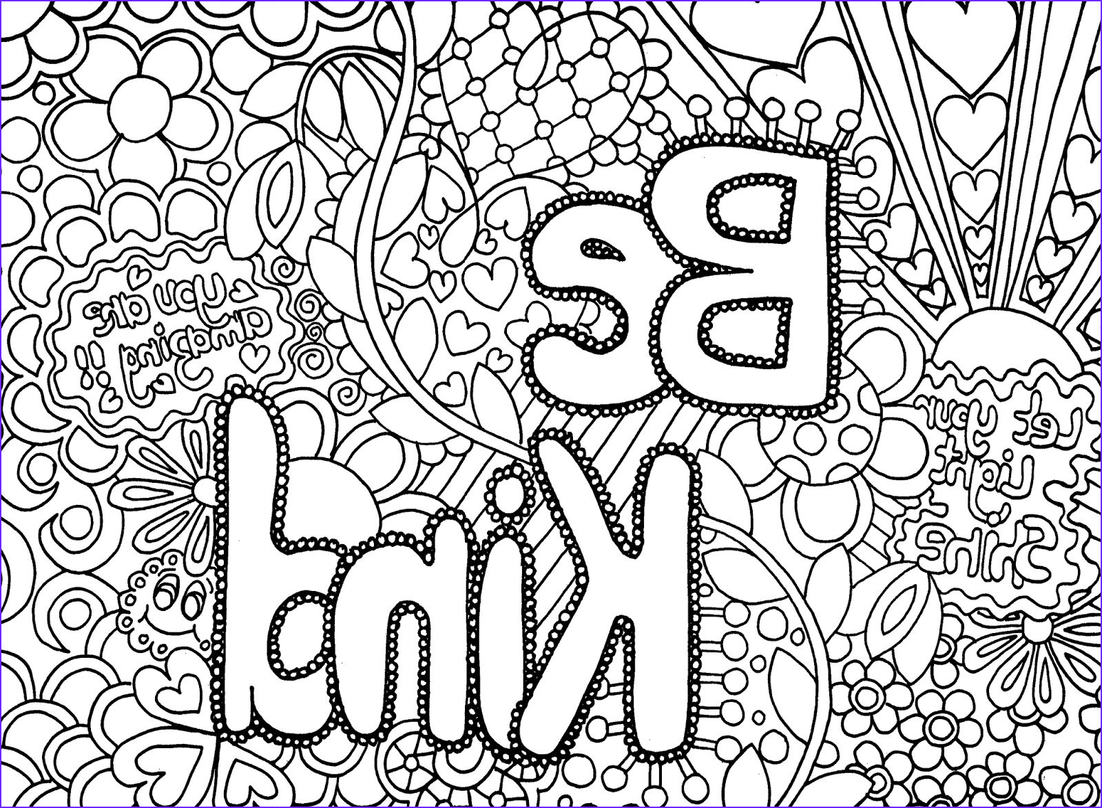 hard coloring pages 948