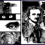 Edgar Allan Poe Coloring Pages Luxury Stock 237 Best Images About Ics Pages Spreads And Panels On