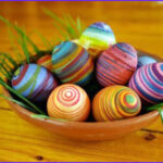 Egg Dyeing With Food Coloring Awesome Photos Egg Dying Techniques Part 1 Popsicle Blog