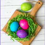 Egg Dyeing With Food Coloring Best Of Collection Dye Easter Eggs With Rice & Food Coloring It All Started