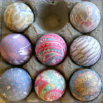 Egg Dyeing With Food Coloring Cool Images How To Dye Eggs With Food Coloring