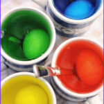 Egg Dyeing With Food Coloring Elegant Photos Dyeing Easter Eggs With Vinegar And Food Coloring