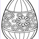Eggs Coloring Pages Awesome Gallery Printable Easter Egg Coloring Pages For Kids