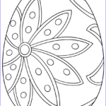 Eggs Coloring Pages Beautiful Collection Fancy Easter Egg Coloring Page