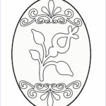 Eggs Coloring Pages Beautiful Photos Easter Egg Coloring Pages