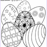 Eggs Coloring Pages Inspirational Images Printable Easter Egg Coloring Pages For Kids