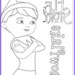 Elf On The Shelf Coloring Sheets Beautiful Images 1000 Images About Elf On The Shelf On Pinterest