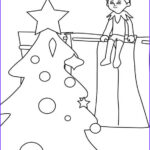 Elf On The Shelf Coloring Sheets Inspirational Photography Elf The Shelf Free Coloring Pages