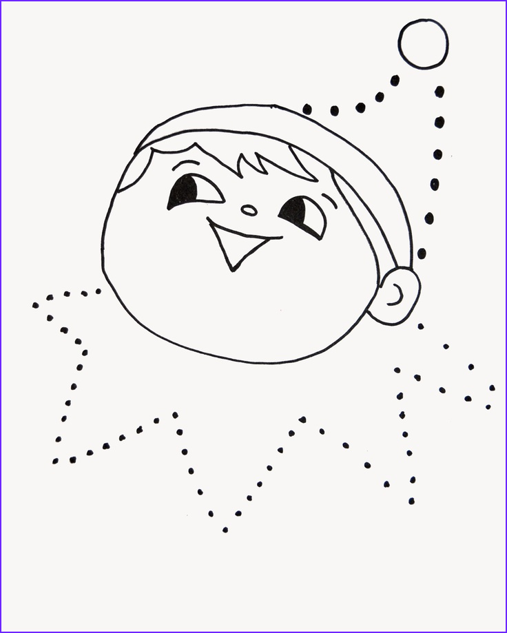 Elf On the Shelf Coloring Sheets New Stock 10 Best Images About Elf On the Shelf On Pinterest