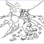 Elijah Coloring Pages Cool Collection Elijah Mount Sinai Colouring Sheet By Maxarion On
