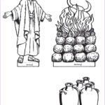 Elijah Coloring Pages New Photos Pin By Marsha Johnson On Elijah Prophets Of Baal