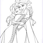 Elsa And Anna Coloring Awesome Gallery Free Printable Coloring Pages Elsa And Anna 2015