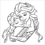 Elsa And Anna Coloring Beautiful Image Elsa And Anna Coloring Pages To And Print For Free