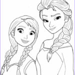 Elsa And Anna Coloring Elegant Stock Elsa And Anna Coloring Page By Theroyalprincesses On