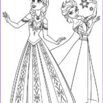 Elsa And Anna Coloring Pages Awesome Gallery Free Printable Elsa Coloring Pages For Kids Best