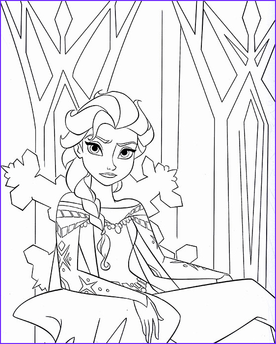 Elsa and Anna Coloring Pages Beautiful Images 12 Free Printable Disney Frozen Coloring Pages Anna