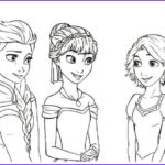 Elsa And Anna Coloring Pages Beautiful Images 23 Inspired Picture Of Anna And Elsa Coloring Pages