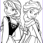Elsa And Anna Coloring Pages Beautiful Photography 12 Free Printable Disney Frozen Coloring Pages Anna