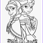 Elsa And Anna Coloring Pages Best Of Gallery 101 Frozen Coloring Pages November 2019 Edition Elsa