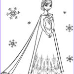 Elsa Coloring Beautiful Photography Disney Frozen Coloring Pages To Download