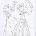 Elsa Coloring Book Beautiful Collection Disney Frozen Coloring Pages Lovebugs And Postcards