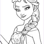 Elsa Coloring Book Inspirational Photos Free Printable Elsa Coloring Pages For Kids Best