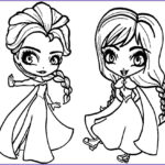 Elsa Coloring Cool Image Frozen Anna And Elsa Coloring Pages Coloring Home