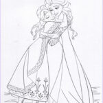 Elsa Coloring Elegant Photos Disney Frozen Coloring Pages Lovebugs And Postcards