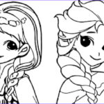 Elsa Coloring Inspirational Gallery Coloring Pages Disney Frozen Cartoon Elsa And Anna