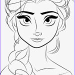 Elsa Coloring Inspirational Photos Free Printable Elsa Coloring Pages For Kids Best