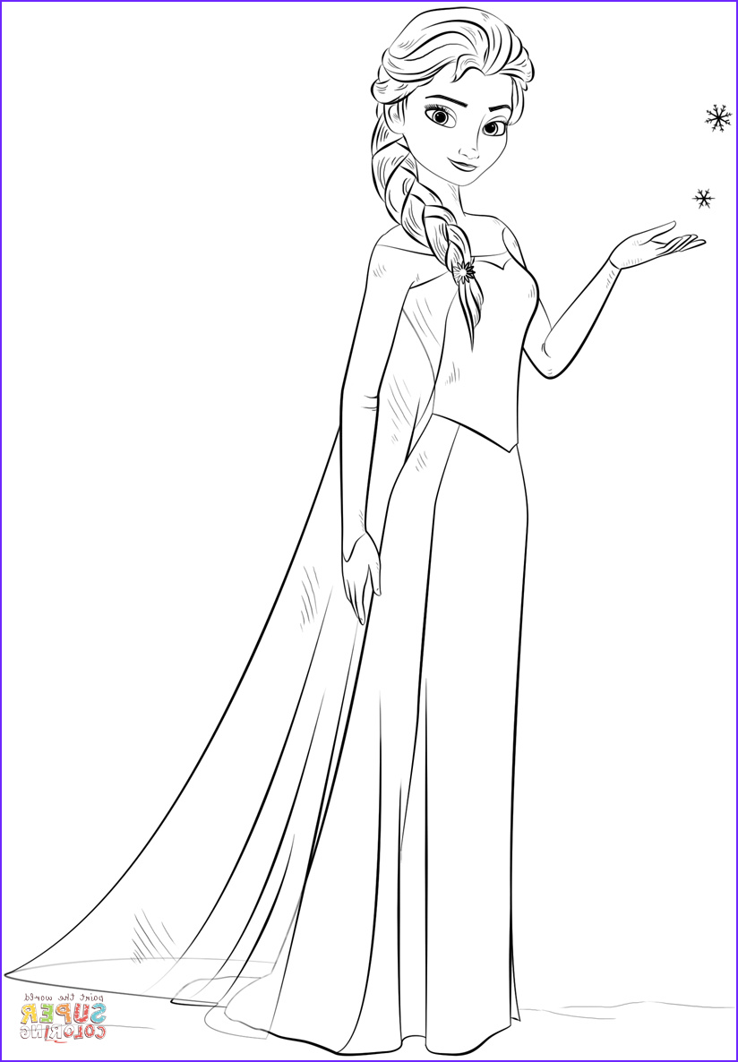 elsa from the frozen