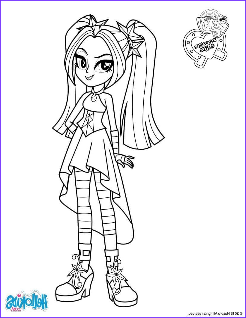 Equestria Girls Rainbow Rocks Coloring Pages Awesome Photography My Little Pony Equestria Girls Coloring Pages