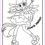 Equestria Girls Rainbow Rocks Coloring Pages Best Of Gallery 71 Best My Little Pony Images On Pinterest