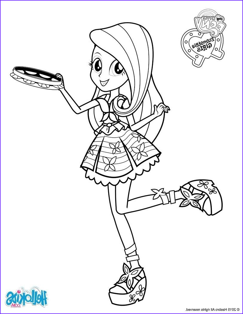 Equestria Girls Rainbow Rocks Coloring Pages New Photography My Little Pony Equestria Girl Coloring Pages