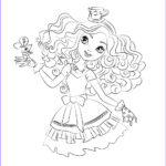 Ever After High Coloring Pages Awesome Image Ever After High Coloring Pages To And Print For Free